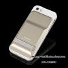 2014 New arrival Aprolink Slider case cover for iPhone 5 5S,Slim Armor Protective Phone Case with Stand