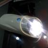 ไฟหน้าความสว่างสูง ส่องได้ไกล ROXIM RS3สีขาว มือสอง