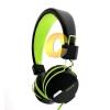 Headset 'OKER' SM-852 (Black/Green)