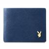 กระเป๋าสตางค์สำหรับผู้ชายโพลีเอสเตอร์-Blue