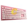 Keyboard OKER (KB-188) Pink