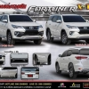 New Fortuner X-TEN 5 ชิ้น