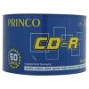 แผ่นดิสก์ CD-R สีขาว PRINCO