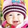 หมวกไหมพรม+ ผ้าพันคอ เก๋ๆ น่ารักสไตล์เกาหลี