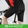 กางเกงปั่นจักรยานขาสั้น SAHOO 48806 รุ่นระบายอากาศ เป้าเจล