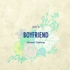 [Pre] Boyfriend : 2014 Season Greeting [Calendar_Table +Scheduler +Postcard +Sticker +Poster Canlendar]