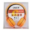 หูฟัง OKER รุ่น SM-952 (สีส้ม)