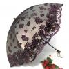 umbrella ร่มกันแดด ป้องกันรังสี UV ตกแต่งด้วยลูกไม้ หรูหรามากค่ะ (ตัวแทน 840บาท)
