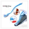 GK040 แปรงซักรองเท้า ซักทำความสะอาดรองเท้าผ้าใบ รองเท้ากีฬา