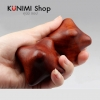 GR028 ที่นวดมือ นวดนิ้ว กดจุด ลูกบอลสี่เหลียม สำหรับนวดกดจุด คลายเส้น เอ็นยึด บริหารสุขภาพที่ฝ่ามือ