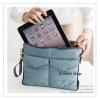 GB010 กระเป๋าถือ กระเป๋าจัดระเบียบ ใส่แท็บเล็ต Ipad Iphone Samsung Galaxy หรือใส่เอกสาร ของใช้ต่างๆ เนื้อผ้าบุด้านข้างหนานุ่ม