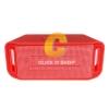 ลำโพง TECFON Bluetooth (SP-815) Red