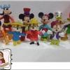 1994 McDonald's แมคโดนัลด์ ของเล่น ของสะสม Happy Meal Disney Mickey and Friends Epcot : Minnie Mouse ออกเมื่อ กรกฎาคม 1994 อยู่นอกแพ็คค่ะ
