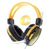 Headset 'OKER' SM-728 (Yellow)