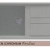 อ่างล้างจาน MEX รุ่น KIN11CM