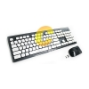 Keyboard Wireless OKER (T26) Black