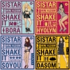 [Pre] Sistar : 3rd Mini Album - Shake It (Random Cover from 4 type)