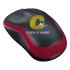 Logitech Wireless Mouse M185 (Red)