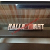 Logo Ralliart งานโลหะชุป