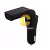 USB Car Charger+Bluetooth 'G7' Black