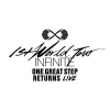 [Pre] Infinite : 1st World Tour - One Great Step Returns Live Audio (2CD)
