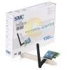 SMCPCIeS-N 150Mb Wireless PCIe Adapter SMC