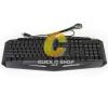 Keyboard USB Multi OKER (S16) Black