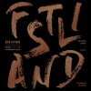 [Pre] FT Island : 10th Anniversary Album - OVER 10 YEARS +Poster