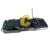 Keyboard Gaming OKER LED K86 - Black