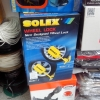 SOLEX ล็อคล้อ มาพร้อมชุดกุญแจ SOLEX สำหรับล็อค