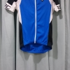 เสื้อปั่นจักรยานมือสอง Sobike (มือสอง) ไซส์S สีน้ำเงินขาว