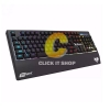 keyboard gaming LED Sound light Nubwo VAKANT NK-30