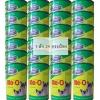 Me-O กป. ปลาซาร์ดีน 400g เขียว(1ลัง 24กระป๋อง)