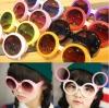 แว่นตา เทห์ๆ สีม่วง-ขาว