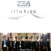 [Pre] ZE:A : 2nd Mini Album - ILLUSION (Special Ver.) (CD+DVD+Photobook 84P) Limited Edition 2500 Sets