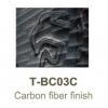 Carbon fiber finish BC03C