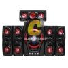 ลำโพง 5.1 Music D.J. (K20E) + BLUETOOTH, FM,USB