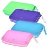 กระเป๋าCD (80แผ่น) พลาสติก คละสี