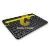 Keyboard Multi-Device BLUETOOTH LOGITECH K480