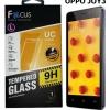 Focus โฟกัส ฟิล์มกันรอยมือถือ ฟิล์มกระจกกันกระแทก OPPO Joy 3 ออปโป