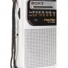 วิทยุเล็กแบบพกพา sony รุ่น ICF-S10