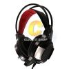 HeadSet 'OKER' X3 (Black/Red)