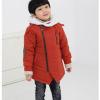 huanzhu kids เสื้อกันหนาวแฟชั่นเด็กแบบหนา มีฮูด เก๋มาก น่ารักสไตล์เกาหลี