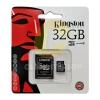 Micro SD 32GB Kingston (SDC4, Class 4)