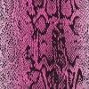 แนวภาพสัตว์ ลายผิวหนังงู ย้อมสีม่วง เป็นภาพแนวตั้ง กระดาษแนพกิ้นสำหรับทำงาน เดคูพาจ Decoupage Paper Napkins ขนาด 33X33cm