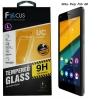 Focus ฟิล์มกระจกนิรภัย ฟิล์มกันรอยมือถือคุณภาพดี รุ่น Wiko Pulp Fab 4G วีโก พัลพ์