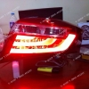 ไฟท้ายทรง BMW New Vios 2013 โคมแดง-ขาว