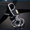 GJ034 พวงกุญแจ พกพา ดีไซน์สวย เหมาะแก่การใช้งาน ขนาด ยาว 9.2 x กว้าง 2.3 cm