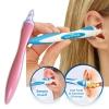 ไม้แคะหู smart swab อุปกรณ์ทำความสะอาดหู สีชมพู