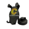 Car Holder For Smartphone 'KAKUDOS' (K-067) Black